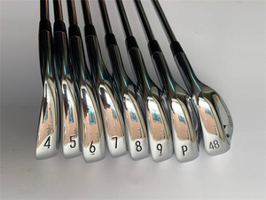 BIRDIEMaKe Golf Clubs T200 Irons T200 Golf Iron Set 4-9P/48 R/S Flex Shaft With Head Cover