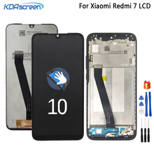 For Xiaomi Redmi 7 LCD Display Touch Screen Digitizer Assembly Phone Parts For Redmi7 lcd Display Snapdragon 632 lcd Screen
