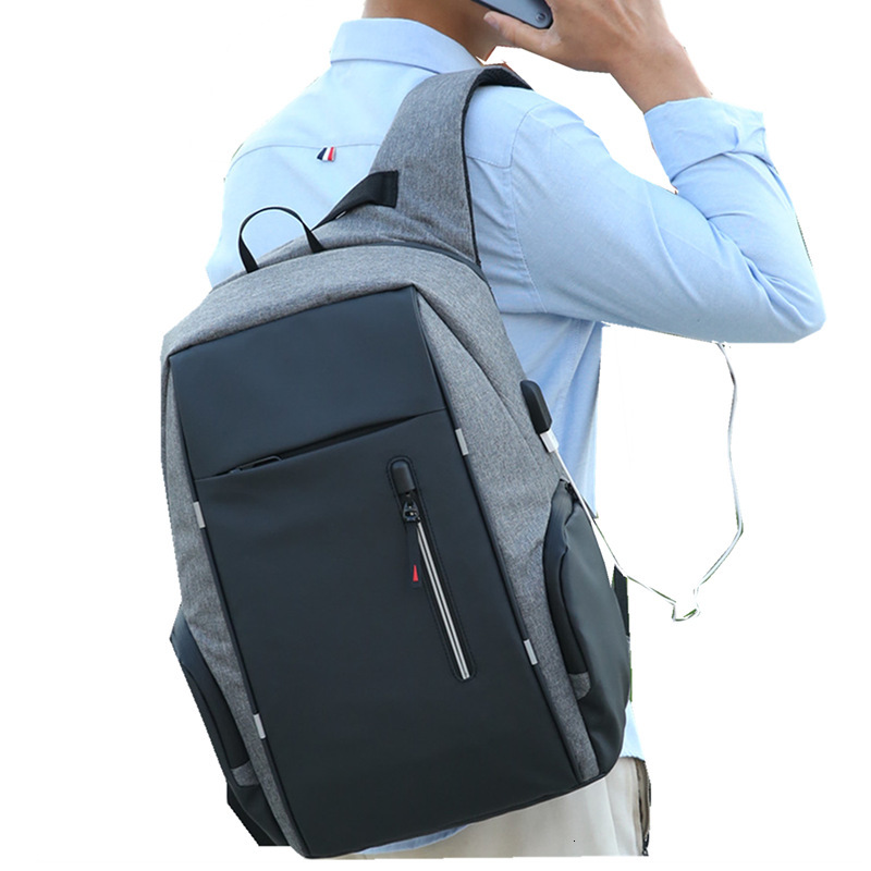 Business Bag Laptop Backpacks Anti Theft Backpack Men Bagpack Women Usb Charge Mochila Mujer School Bags For Teenage Girls