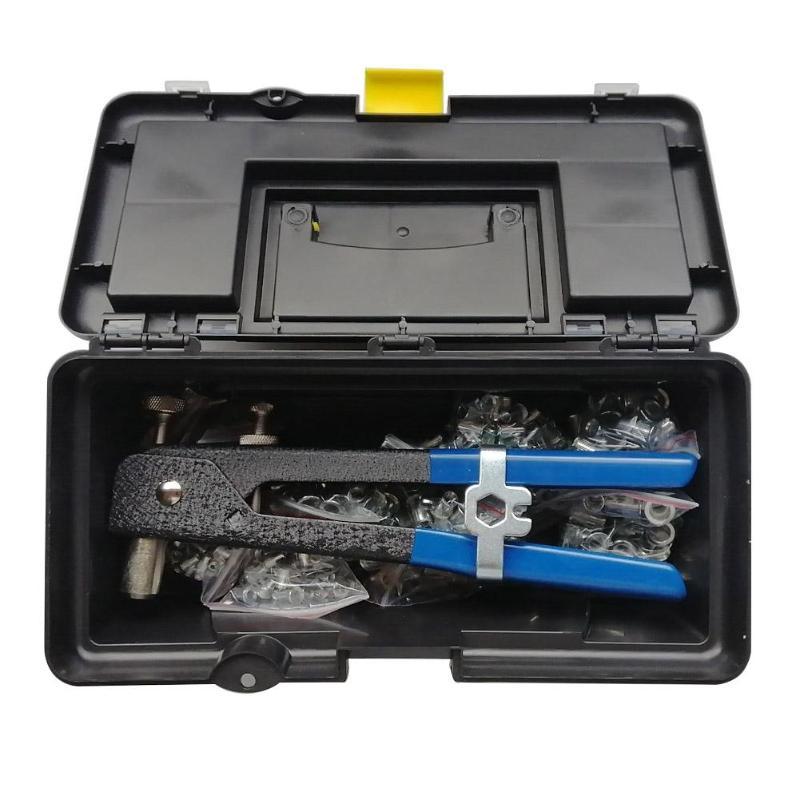 Rivet Gun Heavy Duty Threaded Insert Hand Riveting Rivet Nuts Rivnut Nutsert Kit For Cars Trailer Furniture Maintenance