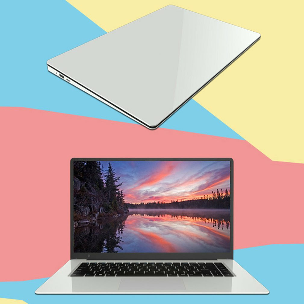 Laptop High Definition Screen Portable Quad-core Laptop Ultra-thin Large Capacity Battery High Performance Laptop-1