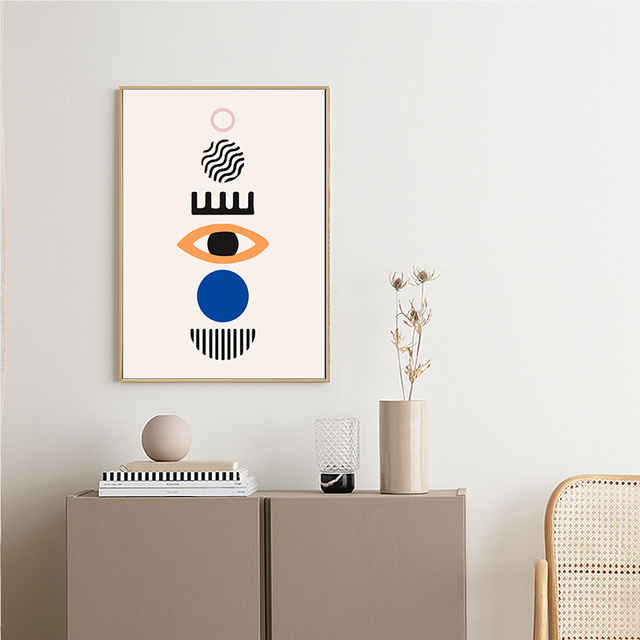 Lámina de diseño escandinavo