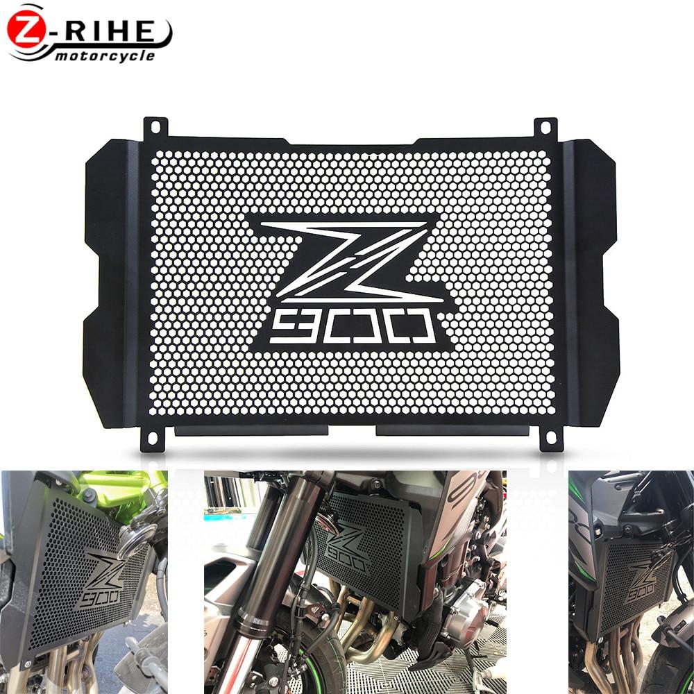 For Kawasaki Z900 Z 900 New Motorcycle Radiator Grille Guard Protection For Kawasaki Z900 Z 900 2017-2018 2019 2020 Accessories