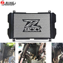 Para Kawasaki Z900 Z 900 Nova Motocicleta Z900 Proteção Guarda Grade do Radiador Para Kawasaki Z 900 2017-2018 2019 2020 Acessórios