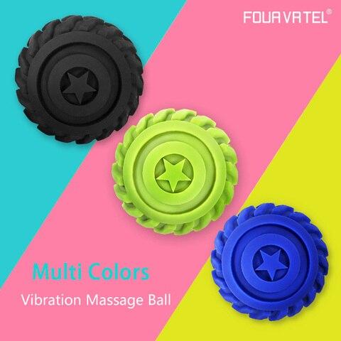 bola de massagem eletrica alta vibracao bola de massagem rolo de espuma de tensao muscular