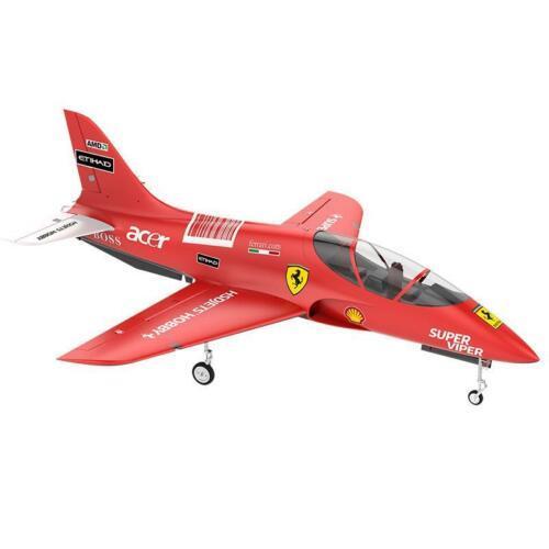 HSD RC 1.6M Jet 105MM EDF süper Viper V4 12S 160A uçak PNP Model hidrolik TH06108
