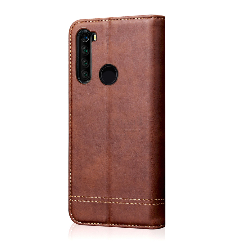 Hd7c1a429072d491094b7383dbc29ed65W Luxury Retro Slim Leather Flip Cover For Xiaomi Redmi Note 8 / 8T / 8 Pro Case Wallet Card Stand Magnetic Book Cover Phone Case