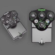 Оригинальный MGMUS M1 акустический Пикап EQ высокое качество усиление вибрации Предварительный усилитель Бесплатная доставка Bluetooth резонансны...