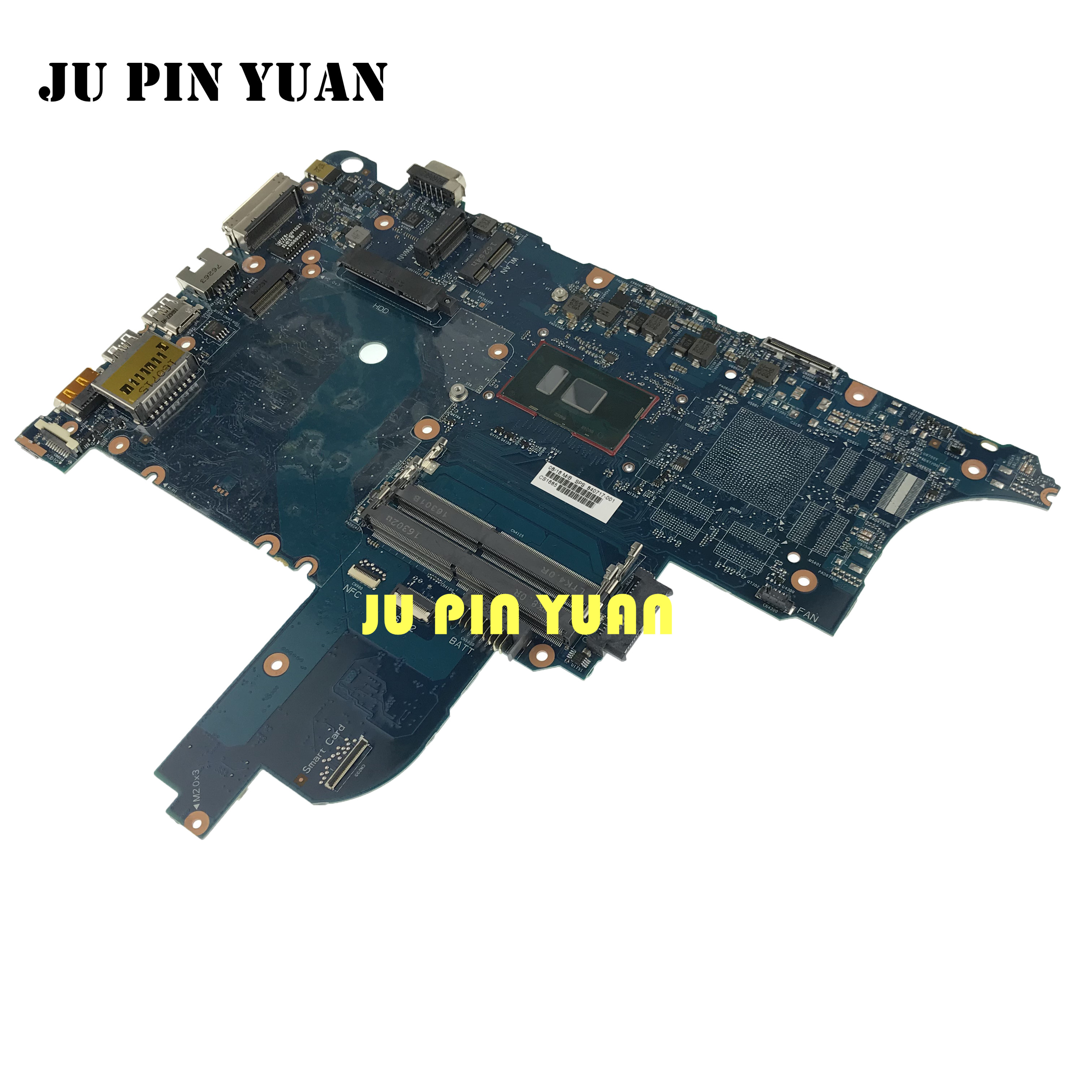 For HP Elitebook 640 G2 <font><b>650</b></font> G2 Laptop motherboard <font><b>I5</b></font>-6300U 840717-601 840717-001 6050A2723701-MB-A02 fully Tested image