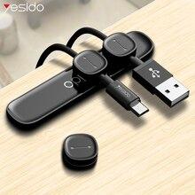 Yesido Magnetische Kabelorganisatiesysteem Siliconen Usb Kabelhaspel Flexibele Kabel Management Clips Houder Voor Iphone Muis Keyboard Cord