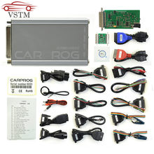 최신 V8.21 V10.93 Carprog 전체 어댑터 자동차 Prog 8.21 keygen 온라인 프로그래머 라디오/대시/IMMO/ECU 자동 복구 도구