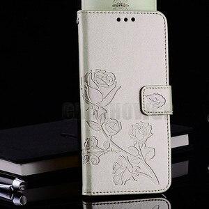 Image 4 - Funda de cuero con flores 3D para Samsung Galaxy, protector con flores 3D para Samsung Galaxy S9 S8 S10 Plus S20 Ultra A51 A71 A50 A21S A31 A41 A01 A11 A30S A10 A20 A40 A70