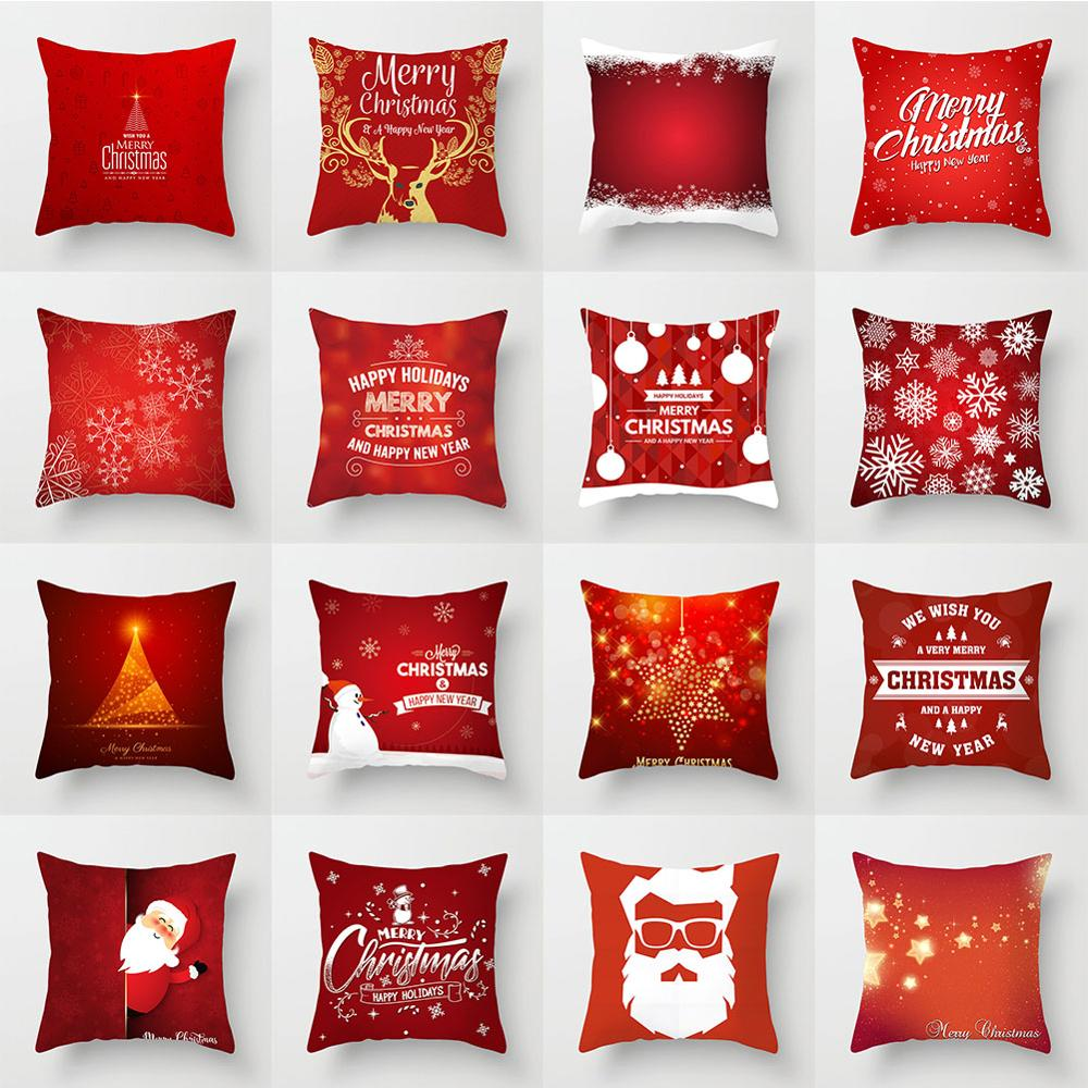 how to use decorative pillows 45x45cm red christmas pillow cover letter alphabet printed grey how to use throw pillows on a bed pillow cover letter alphabet printed
