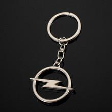 Car-Logo-Keychain Keyring Hollow-Out-Pendant Metal Ford Mazda Nissan Mercedes Honda Toyota