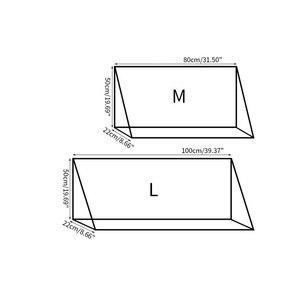 Image 5 - חמה משענת כרית נשלף מיטת כריות ארוך קריאת כרית לספה טאטאמי טריז רצפת כרית מוצק צבע מותניים כרית