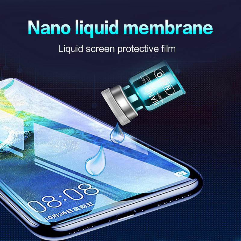 Tablet Liquid-Protective-Film Computer Scraping Mobile-Phone General Crystal-Coating