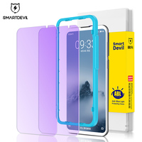 SmartDevil screen protector For Meizu 16th Plus tempered glass protector film For Meizu16xs 16S pro mobile phone toughened film|Phone Screen Protectors|Cellphones & Telecommunications -