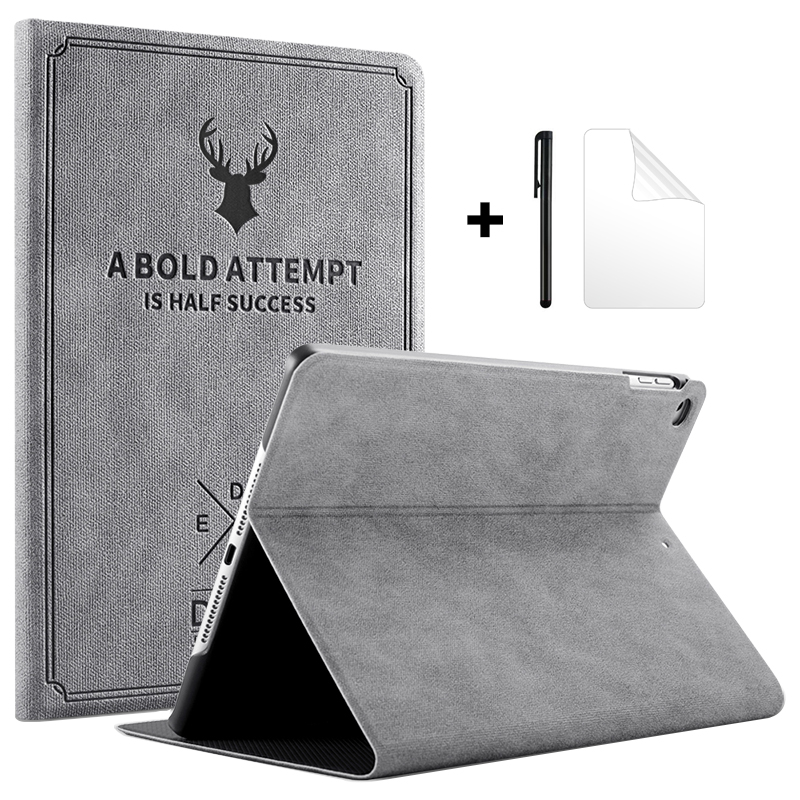 Case for New iPad 10.2 2019 Tablet Funda Magnetic Stand Smart Cover for iPad 7th Generation PU Leather Case for iPad 10.2 Cases|Tablets & e-Books Case| |  - title=