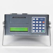 Цифровой ультразвуковой расходомер жидкости с функцией печати