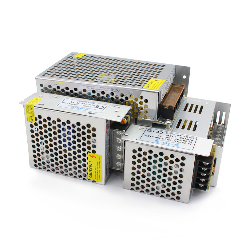 AC DC 3V 9V 15V18V Switching Power Supply 2A 3A 5A 10A 15A 20A 30A 40A 3V 9V 15V 18V Source Power Supply SMPS-0