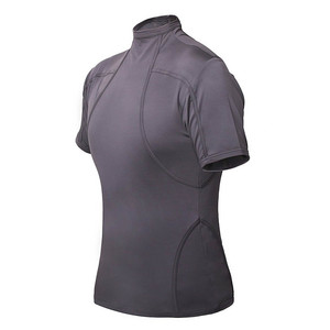 Image 2 - Yerleşik 4 Leon Kennedy Cosplay kostüm gri T Shirt yaz Evil Tee adam için