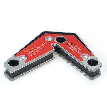 New Lishuai Strong Welding Corner Magnet/Neodymium Magnetic Holder Twin Pack