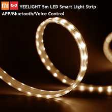 YEELIGHT 5m Smart LED Light Strip 2700K - 6500K APP Bluetooth Remote Control Voice Control Intelligent Linkage Smart Home