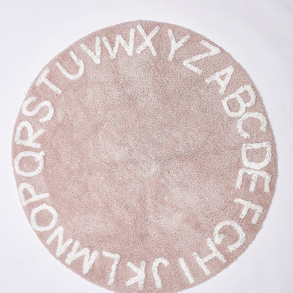 Tapis de jeu pour bébé en mousse de Polyester souple de Style nordique 26 lettres - 6