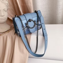 new bags for women 2019 luxury handbags women bags designer High Quality Shoulder bag Messenger bag serpentine Tote Bag  blue