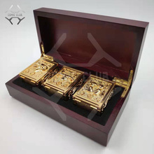 COMIC CLUB instock saint seiya cloth myth 3pcs/set Aries Taurus Gemini alloy metal Pandora cloth box toy for collection