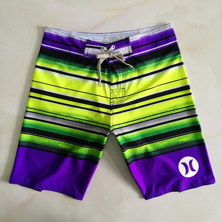 Hurley Korean-style Quick-Drying Loose Casual Export Swimming Trunks Hot Springs Seaside Surfing Domestic Beach