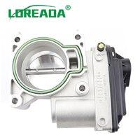LOREADA elektronik gaz kelebeği gövdesi aksamı 1556736 VP4M5U9E927DC 4M5GFA 2.3L ford kılıfı Mondeo WLR6701 2.3L 2.5L 2009-2012