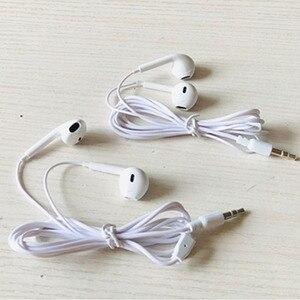 Image 3 - MP3/MP4 Bedrade Koptelefoon Zonder Microfoon Muziek Oortelefoons I5 Oorbeschermers Als Mobiele Telefoon Headset Gift 1Meter Lijn