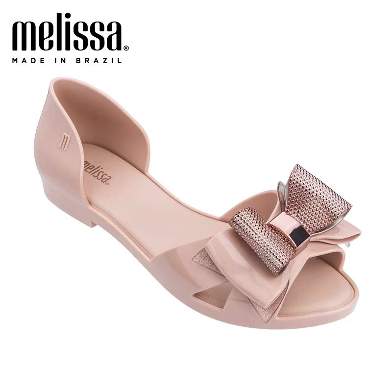 Melissa Brand Original Women Adulto Jelly Shoes Fashion Sandals 2020 New Women Jelly Sandals Melissa Female Shoes Sandalias