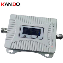 2G 3G 4G booster 900 1800 2100mhz Phone Booster Tri Band Mobile Signal Amplifier 2G 3G 4G LTE Cellular Repeater GSM DCS WCDMA