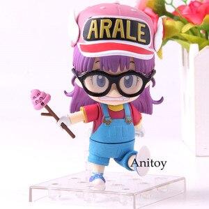 Image 5 - Estatueta dos desenhos animados dr. queda arale norimaki dr. queda arale q versão 900 figura de ação coleção modelo brinquedo
