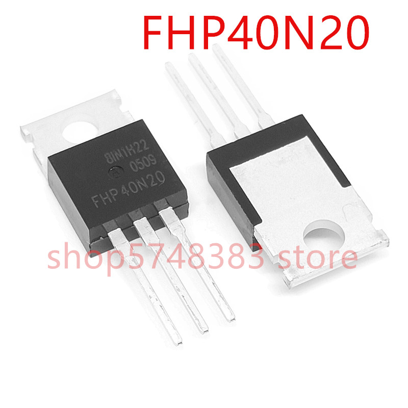 10PCS/LOT New Original FHP40N20 40N20 40A 200V TO-220