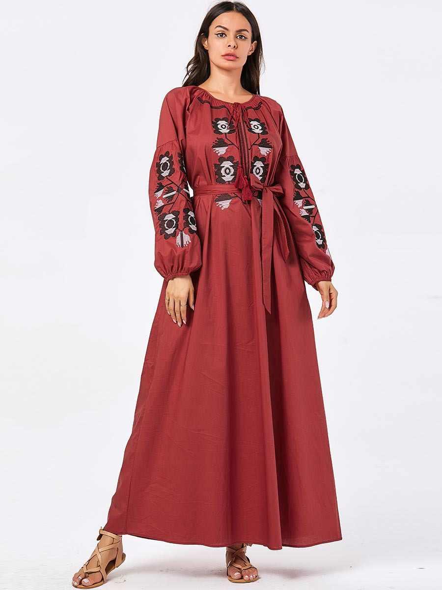 붕대 이슬람 드레스 여성 두바이 abaya 파키스탄 로브 터키 터키 방글라데시 caftan marocain kaftan plue 크기 이슬람 의류