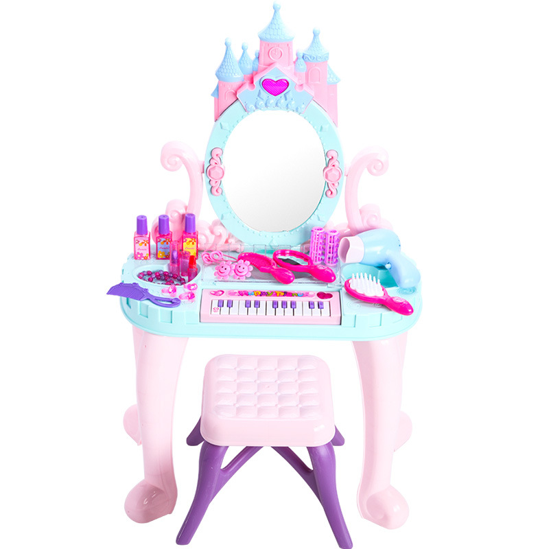 Children Princess Every Family Dresser Had GIRL'S Toy 3-4-6-Year-Old Girls Dresser Product Category Birthday