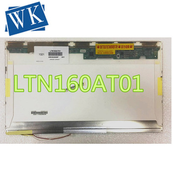 Free Shipping  LTN160AT01 LTN160AT02 for ACER 6930G 6920 HP CQ60 16.0 LCD