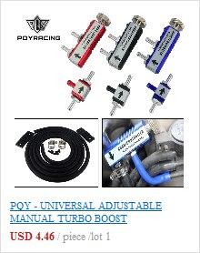 PQY-ручной контроллер для повышения давления(MBC) Работает на всех транспортных средств с турбонаддувом PQY3113RB