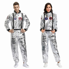 Mens and Womens Wandering Earth Hot Spacesuit Collective Party Cosplay Astronaut Apparel