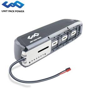 Image 4 - 36Volt Hailong eBike Battery 36V 17Ah 15Ah 13Ah 10Ah With Panasonic/LG/Samsung Cell for Bafang BBS01 250W 350W BBS02 500W Motor