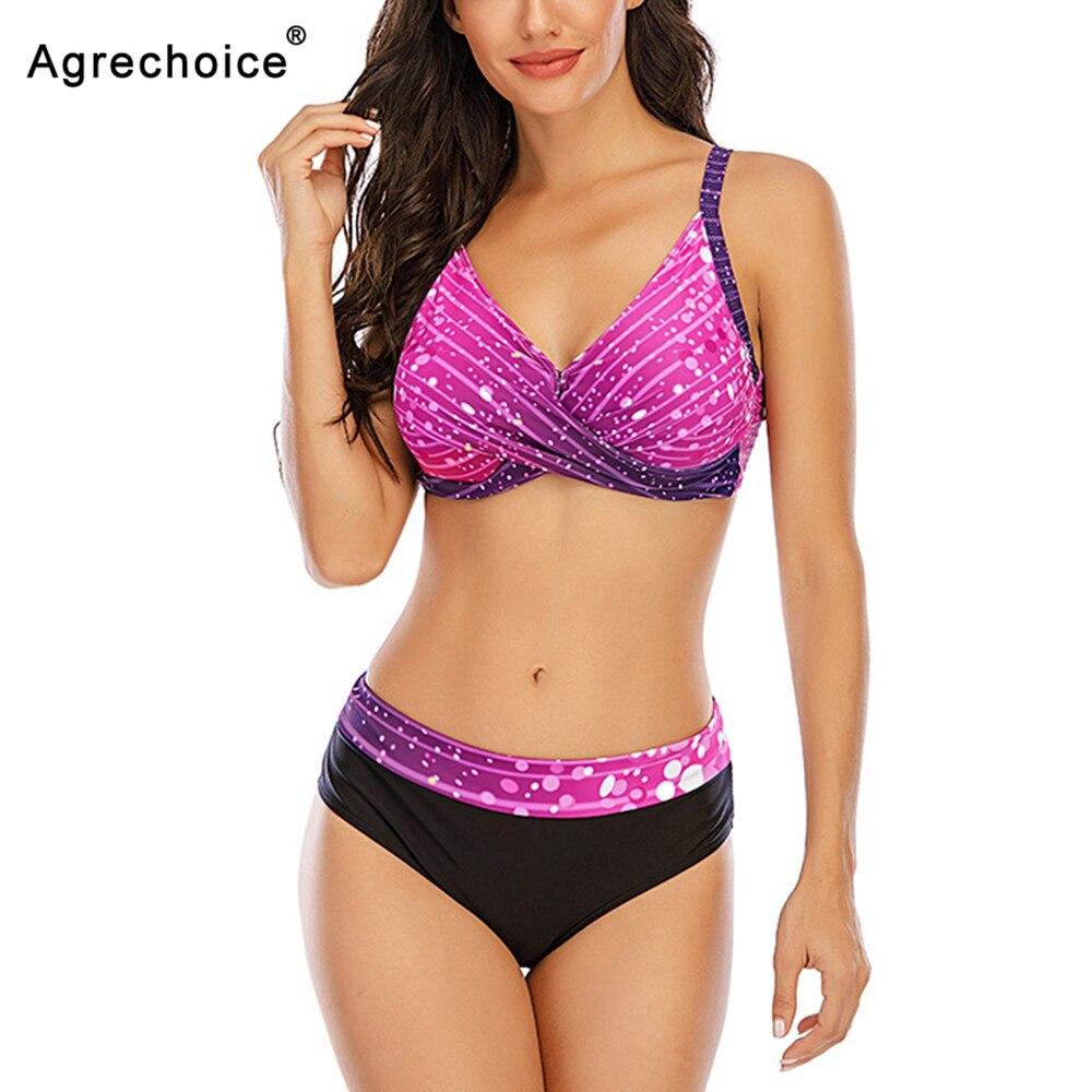 2020 nova sexy plus size biquini mulher maiô push up feminino tamanho grande maiô verão beachwear terno de natação 5xl