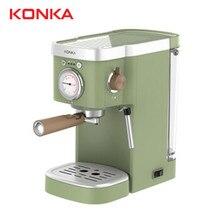 Coffee-Machine Capsule Retro Mini Semi-Automatic KONKA Italian Household Milk-Bubble