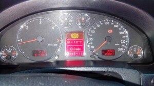 Image 3 - รถ Chrome Dashboard Gauge แหวนชุดสำหรับ Audi A6 C5/A4 B5/A3 8L