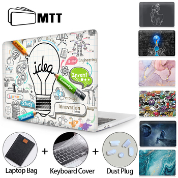 MTT Case For Macbook Air Pro Retina 11 12 13 15 inch With Touch Bar 2018 Light Bulb Cover for macbook Air 13 A1932 Laptop Sleeve