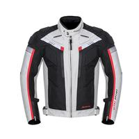 Motorcycle Jacket, Motorbike Breathable Mesh Coat Automobile Racing Jacket for Outdoor Riding, 5 Sizes