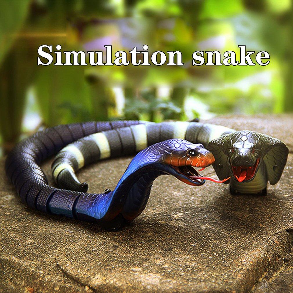 simulado cobra animal criancas engracado novidade presente 05