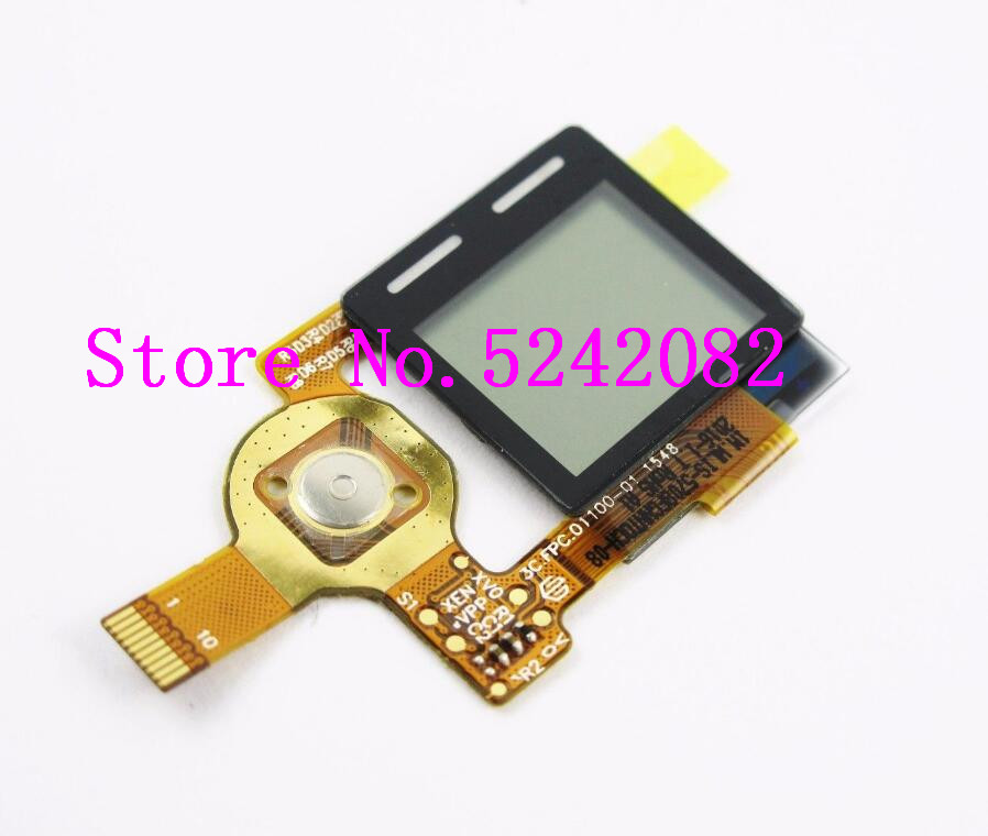 NEW HD FOR Gopro Hero4 Hero 4 Lcd Fuselage FOR Gopro4 Front LCD Hero4 Lcd Display Hero 4 Screen Camera LCD Parts